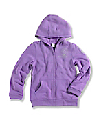 INFANT GIRL'S FLEECE JACKET