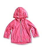 INFANT GIRL'S RAINWEAR JACKET