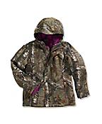 Girls' Camo Boone Jacket