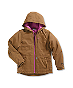 Girls' Quick Duck® Woodward Jacket