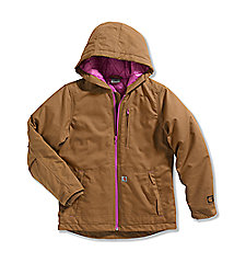 Girls' Quick Duck Woodward Jacket