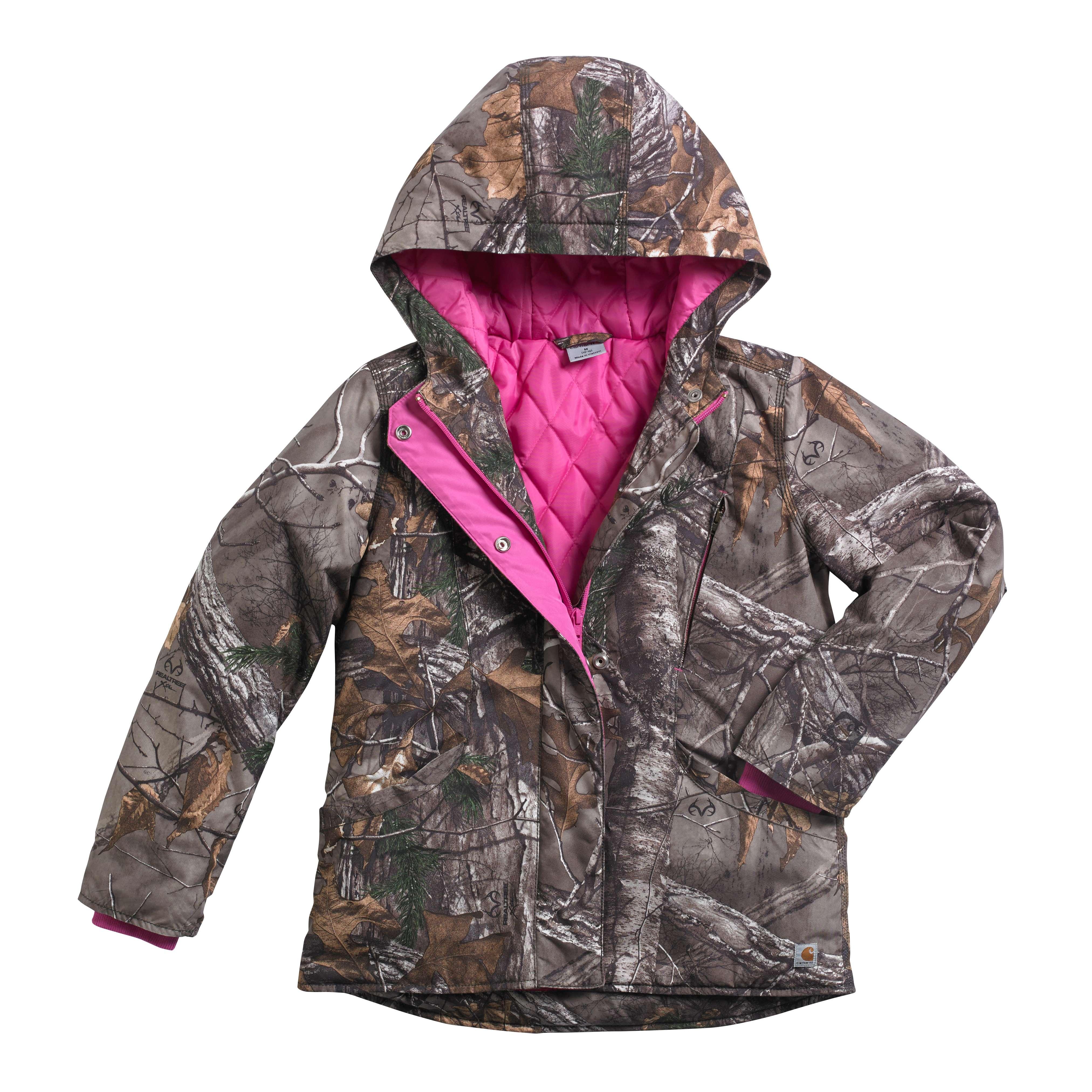 Carhartt Camo Mountain View Jacket