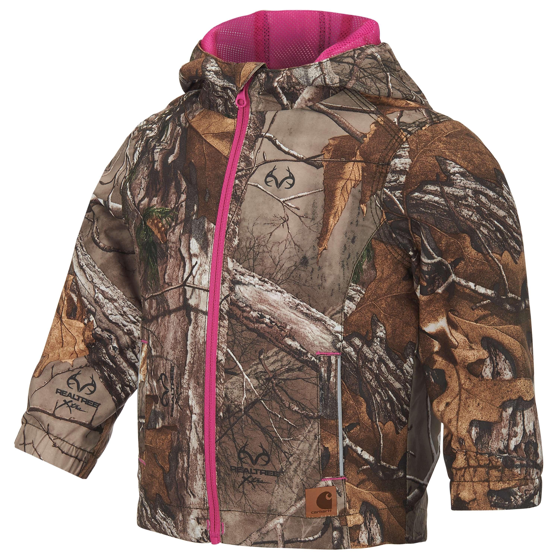 Carhartt Realtree Xtra Packable Rain Jacket