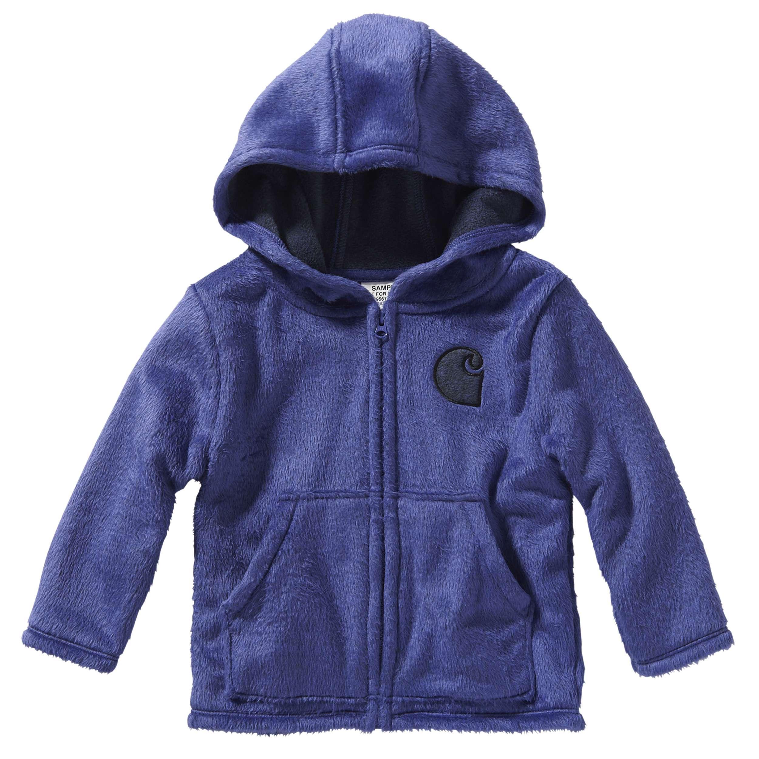 Hooded Cozy Fleece Jacket