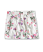 GIRL'S PRINTED SKIRT