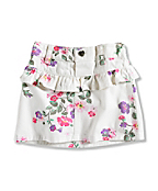 INFANT GIRL'S PRINTED SKIRT