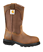 Women's 10-Inch Wellington Boot/Safety Toe