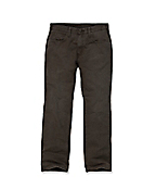 100096:WEATHERED DUCK 5-POCKET PANTS