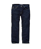 101118:SLIM FIT STRAIGHT LEG JEANS