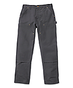 B01 DUCK DOUBLE FRONT LOGGER PANT