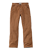 EB011 : WASHED DUCK WORK PANT