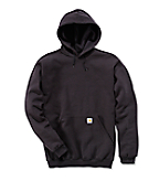 K121:MIDWEIGHT HOODED LOGO SWEATSHIRT