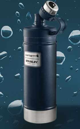 Stanley water bottle with $125 purchase