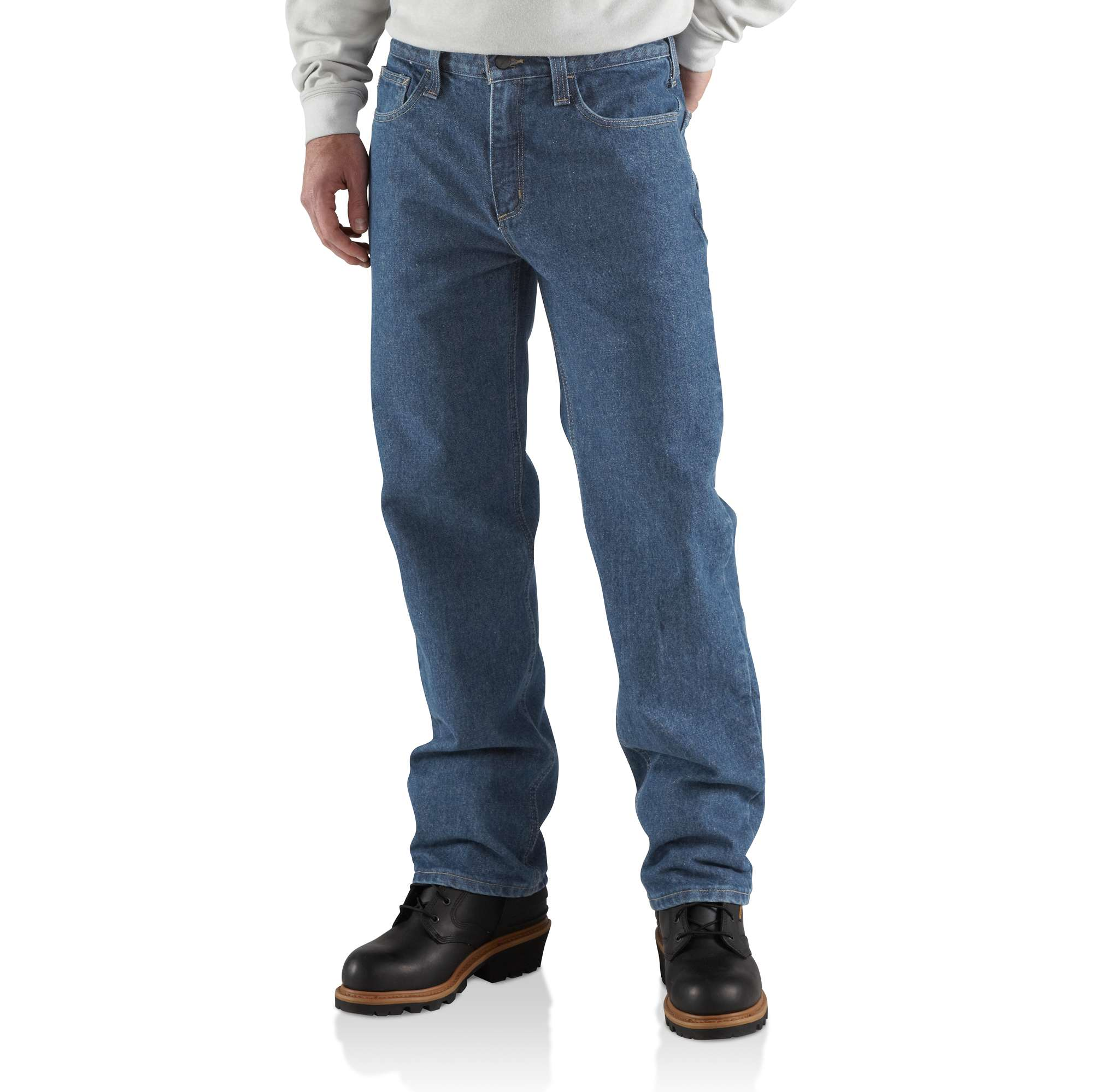 Carhartt Flame-Resistant Relaxed-Fit Utility Jean