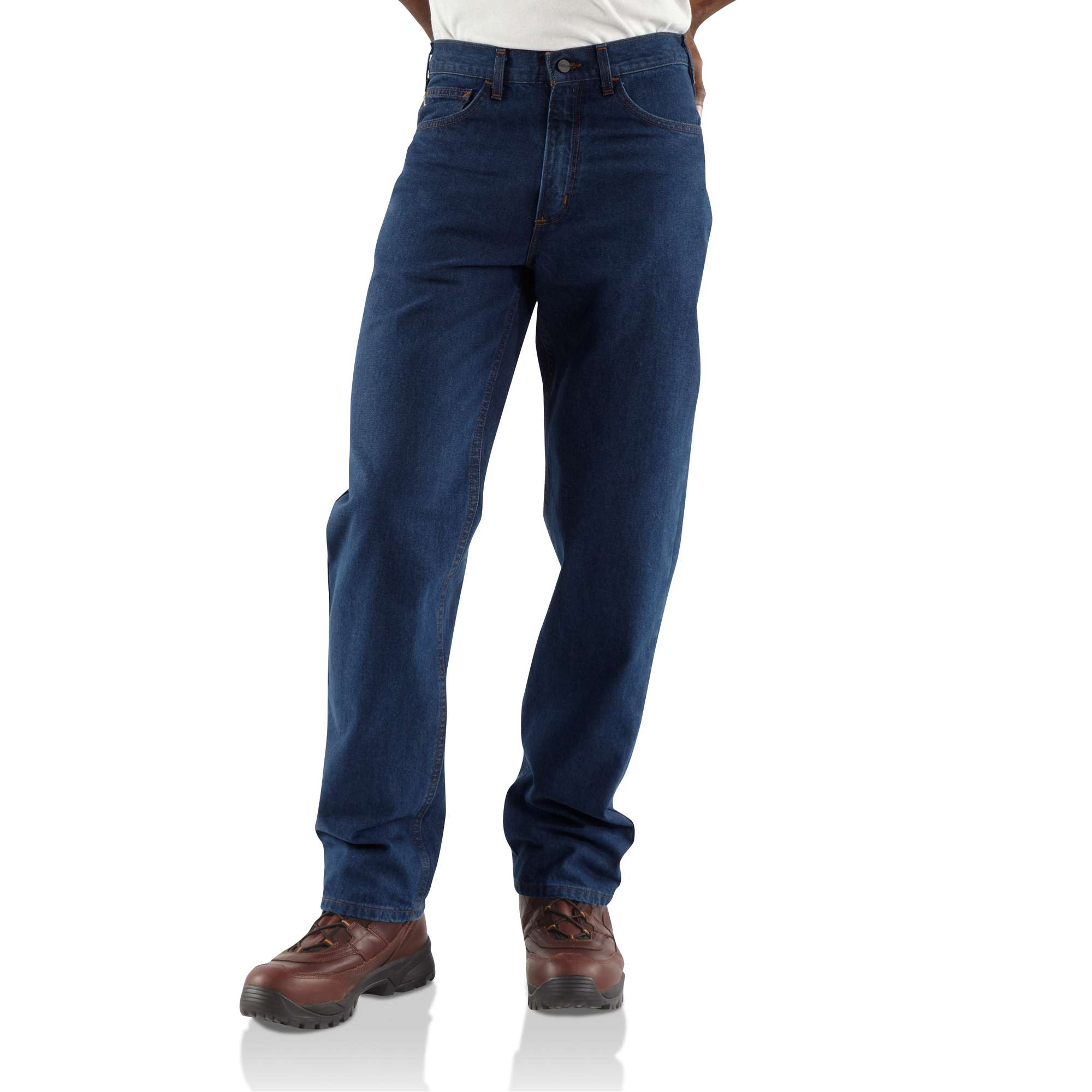 Carhartt Flame-Resistant Relaxed Fit Jean/Straight Leg