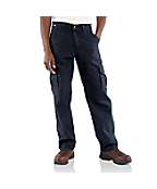 Men's Flame-Resistant Canvas Cargo Pant