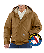Men's Flame-Resistant Midweight Active Jac/Quilt-Lined