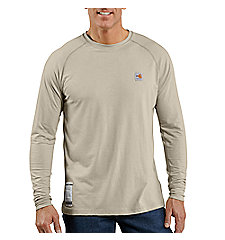 Men's Flame-Resistant Force Long-Sleeve T-Shirt