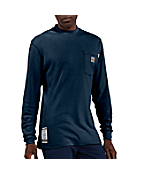 Men's Flame-Resistant Long-Sleeve T-Shirt