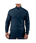 Men's Flame-Resistant Long-Sleeve Mock Turtleneck