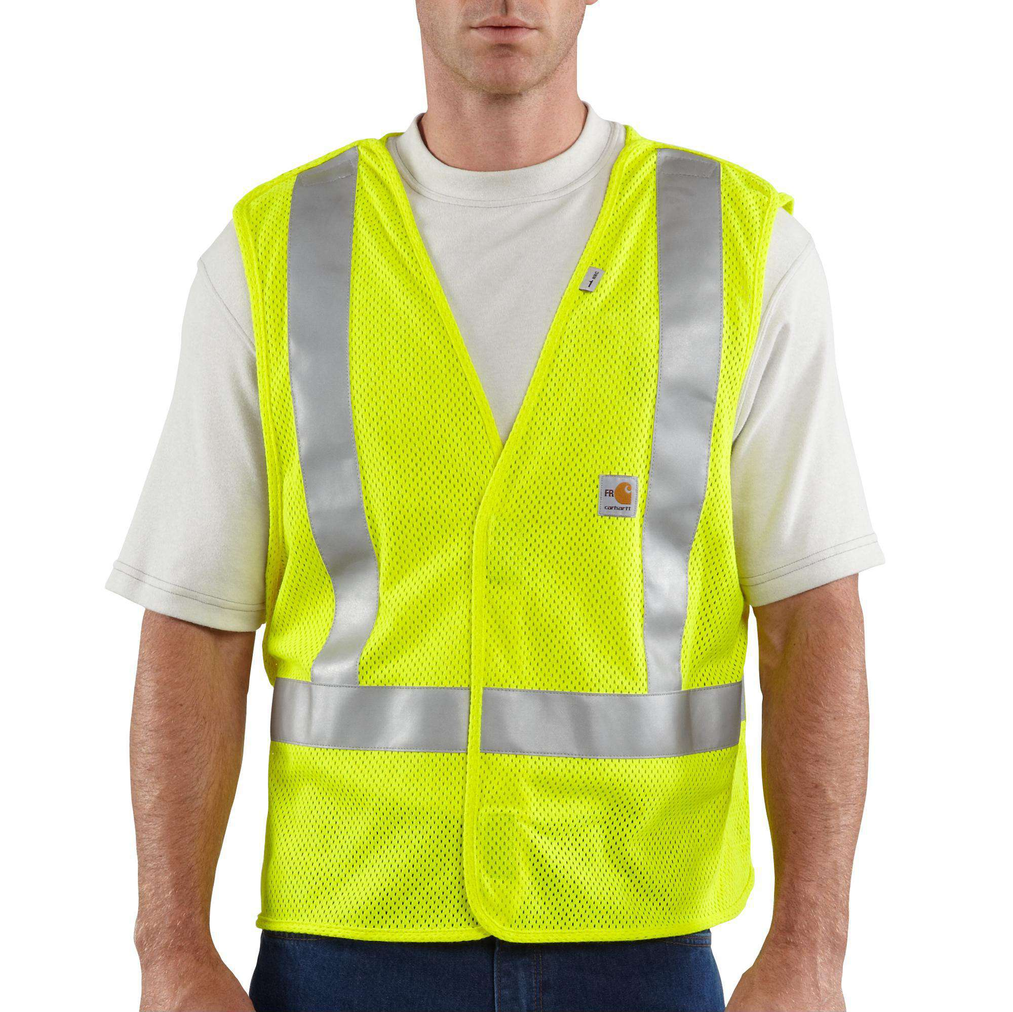 Carhartt Flame-resistant High-visibility 5-point Breakaway Vest