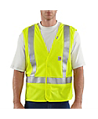 Men's Flame-Resistant High-Visibility 5-Point Breakaway Vest
