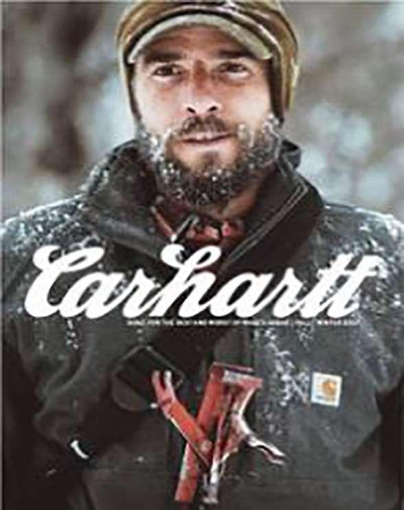 Carhartt Fall 17 Catalog