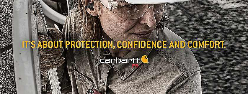 It's about protection, confidence and comfort