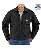 Men's Duck Detroit Jacket/Blanket-Lined