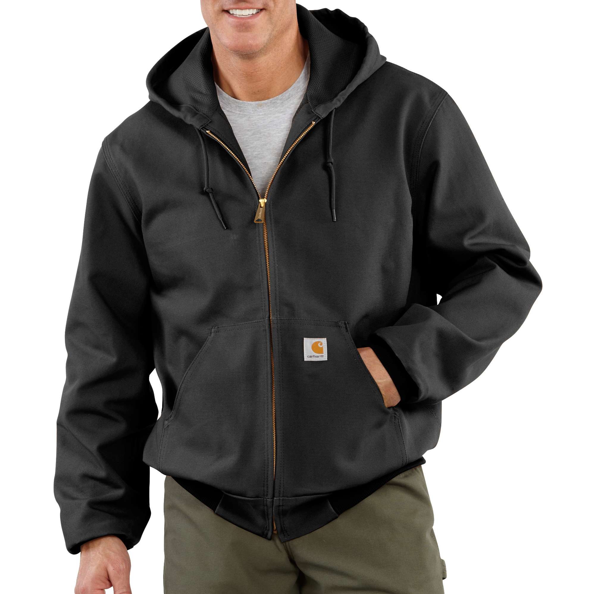 Carhartt Duck Thermal-Lined Active Jac