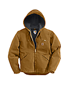 Men's Sandstone Sierra Jacket/Sherpa Lined