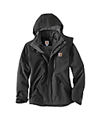 Men's Insulated Waterproof Breathable Jacket