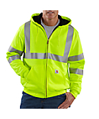 Men's  High-Visibility Class 3 Thermal Sweatshirt