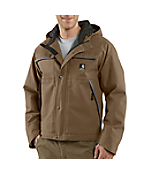 Men's Dura-Dry™ Hooded Traditional Jacket/Quilt Lined