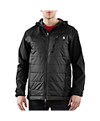 Men's Soft Shell Hybrid Jacket