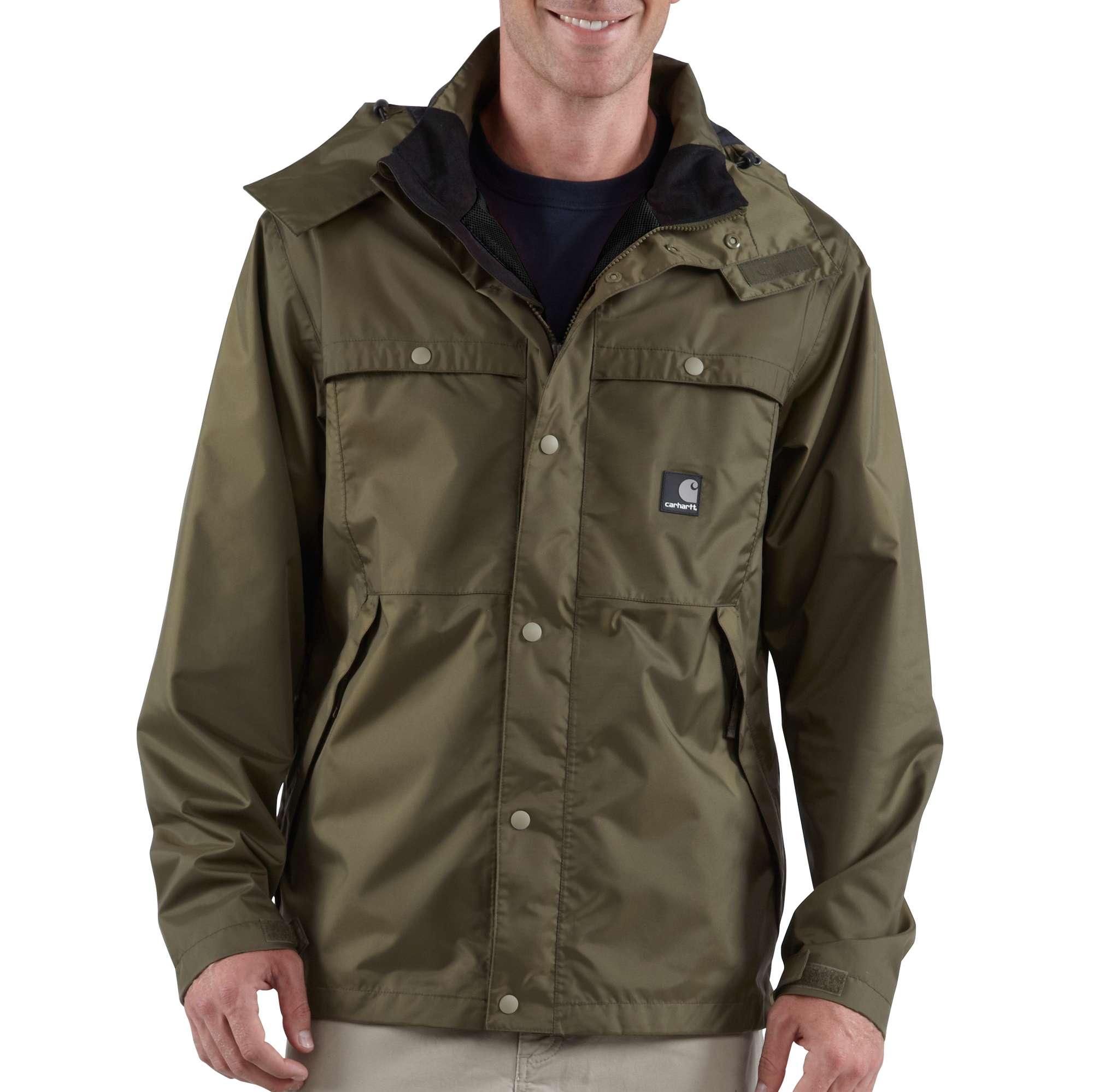 photo: Carhartt Grayling Jacket waterproof jacket