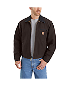 Men's Sandstone Detroit Jacket/Blanket Lined