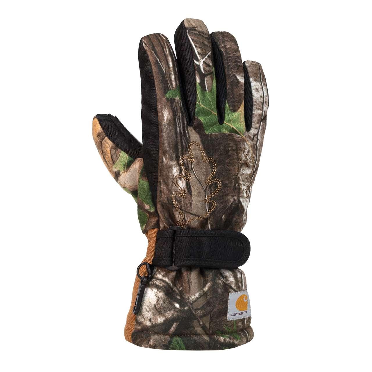 Carhartt Camo Insulated Glove