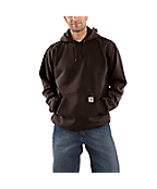 Men's Midweight Hooded Pullover Sweatshirt