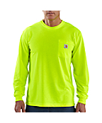 Men's  Enhanced Visibility Long Sleeve T-Shirt