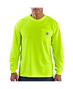 Men's  Enhanced Visibility Long Sleeve T-Shirt
