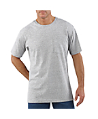 Men's Lightweight Short-Sleeve Pocket T-Shirt