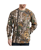 Men's Realtree Xtra® Camo  Long-Sleeve T-Shirt