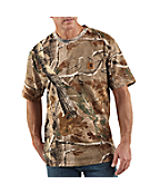 Men's Camo Short-Sleeve T-Shirt