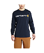 Men's Long-Sleeve Logo T-Shirt