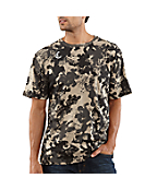 Men's Old English Camo Short-Sleeve T-Shirt