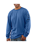 Men's Autograph Logo Long-Sleeve T-Shirt