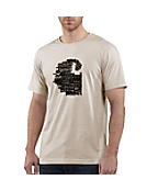 Men's Series 1889&reg Newsprint Short-Sleeve Graphic T-Shirt