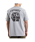 Men's Scrap Yard Short-Sleeve Graphic T-Shirt