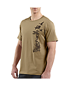 Men's Hunting Short-Sleeve Graphic T-Shirt